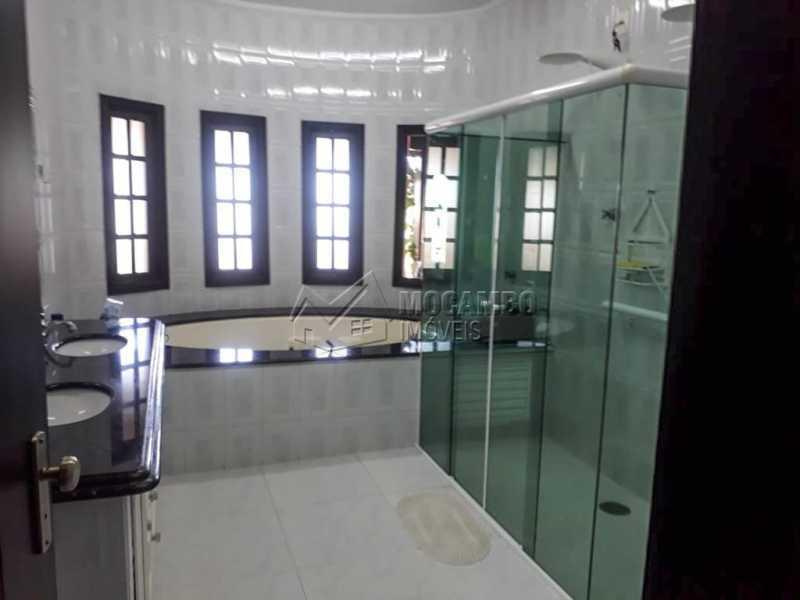 Banheiro - Chácara 1000m² à venda Itatiba,SP - R$ 850.000 - FCCH30114 - 13