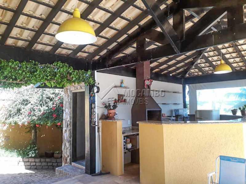 Área Gourmet - Chácara 1000m² à venda Itatiba,SP - R$ 850.000 - FCCH30114 - 6