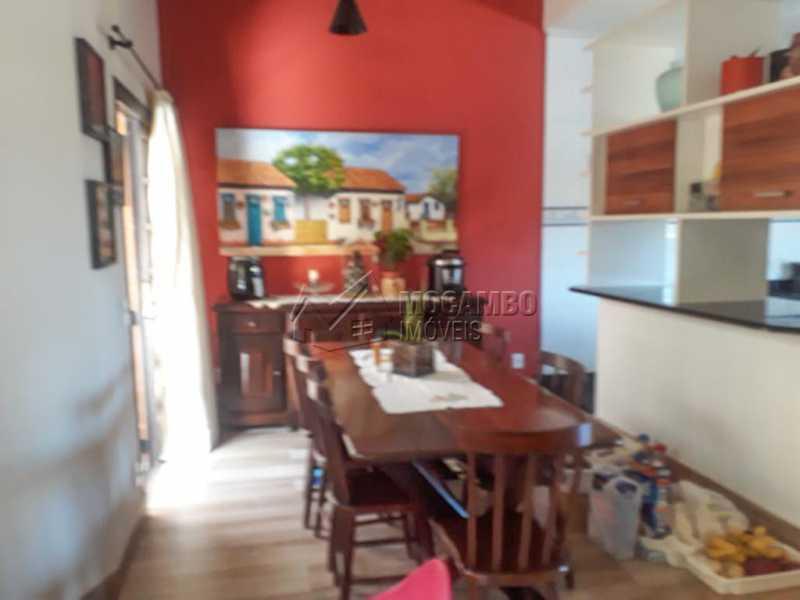 Sala de Jantar - Chácara 1000m² à venda Itatiba,SP - R$ 850.000 - FCCH30114 - 8