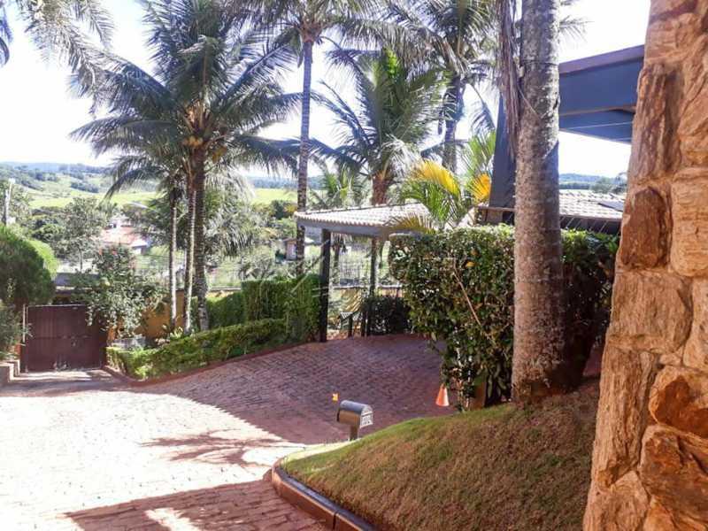 Área Externa  - Chácara 1000m² à venda Itatiba,SP - R$ 850.000 - FCCH30114 - 15