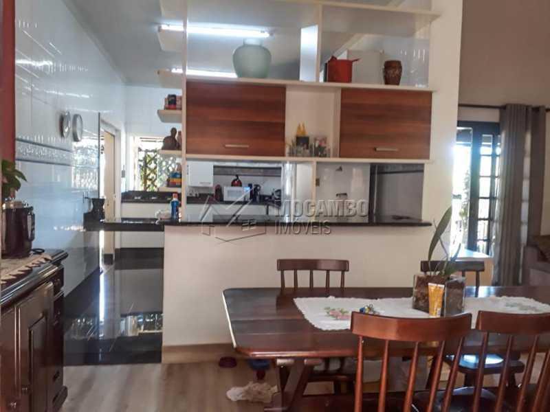 Sala de Jantar - Chácara 1000m² à venda Itatiba,SP - R$ 850.000 - FCCH30114 - 9