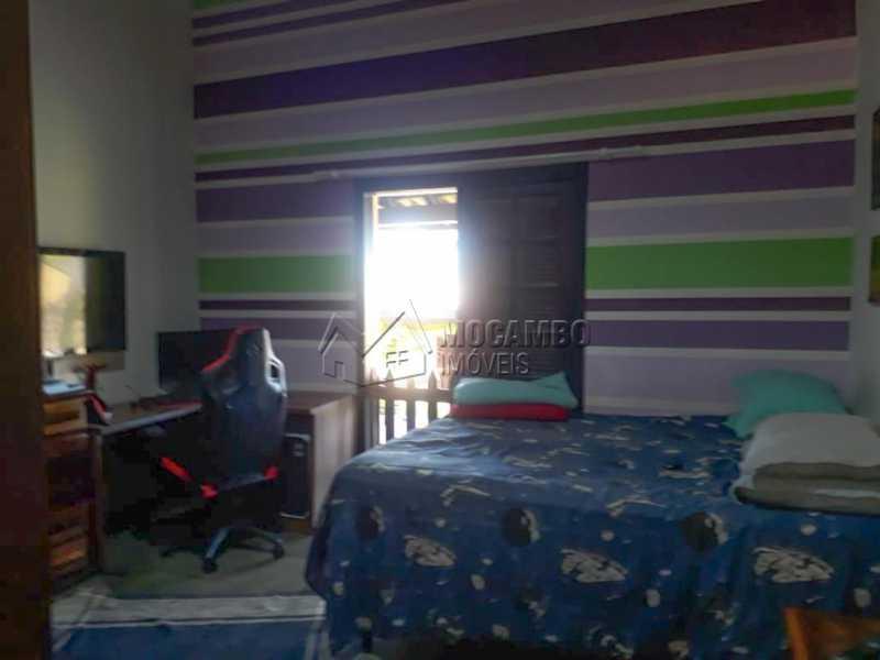 Dormitório  - Chácara 1000m² à venda Itatiba,SP - R$ 850.000 - FCCH30114 - 12