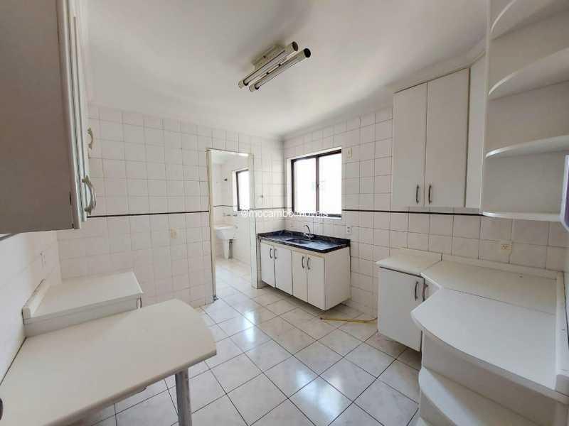 Cozinha - Apartamento 3 quartos à venda Itatiba,SP - R$ 379.000 - FCAP30547 - 3