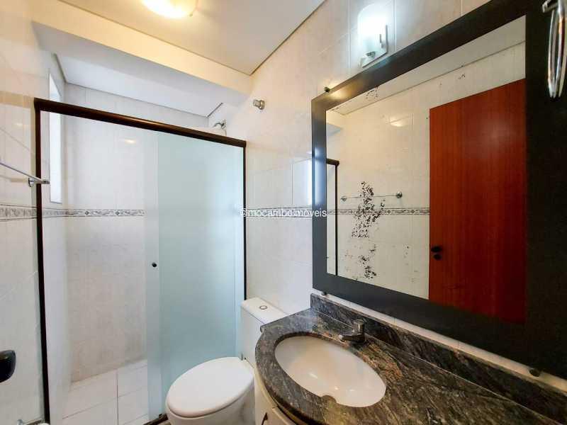W.C Suíte - Apartamento 3 quartos à venda Itatiba,SP - R$ 379.000 - FCAP30547 - 5