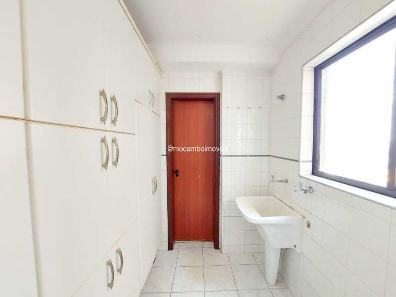 Área de serviço - Apartamento 3 quartos à venda Itatiba,SP - R$ 379.000 - FCAP30547 - 9
