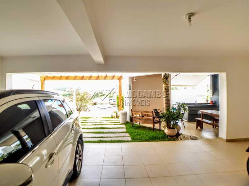 Garagem  - Casa em Condomínio 3 quartos à venda Itatiba,SP - R$ 950.000 - FCCN30451 - 8