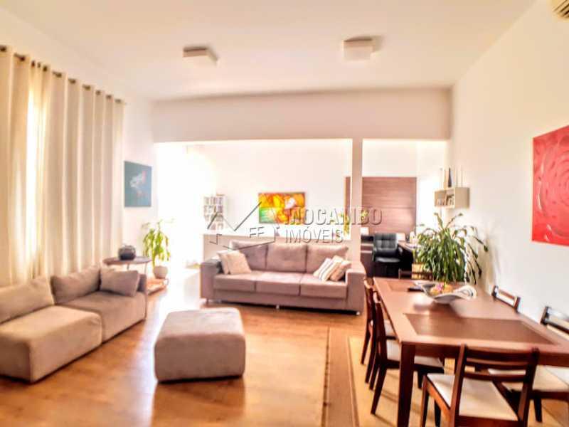 Sala  - Casa em Condomínio 3 quartos à venda Itatiba,SP - R$ 950.000 - FCCN30451 - 4