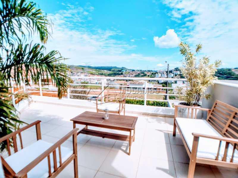 Varanda  - Casa em Condomínio 3 quartos à venda Itatiba,SP - R$ 950.000 - FCCN30451 - 6