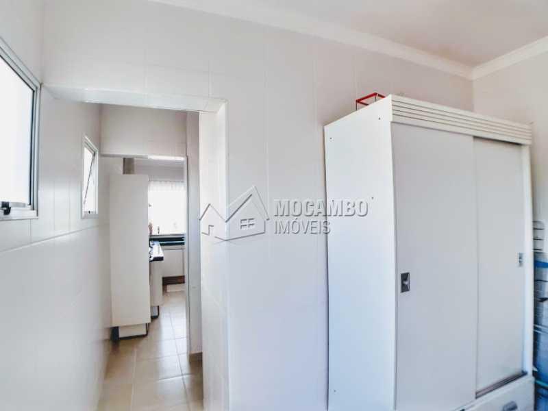 Lavanderia e Despensa - Casa em Condomínio 3 quartos à venda Itatiba,SP - R$ 950.000 - FCCN30451 - 10