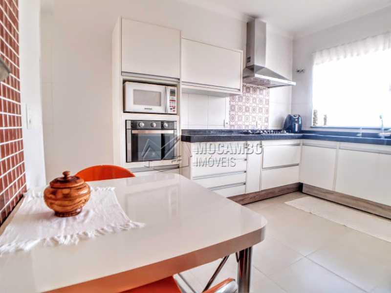 Cozinha  - Casa em Condomínio 3 quartos à venda Itatiba,SP - R$ 950.000 - FCCN30451 - 9