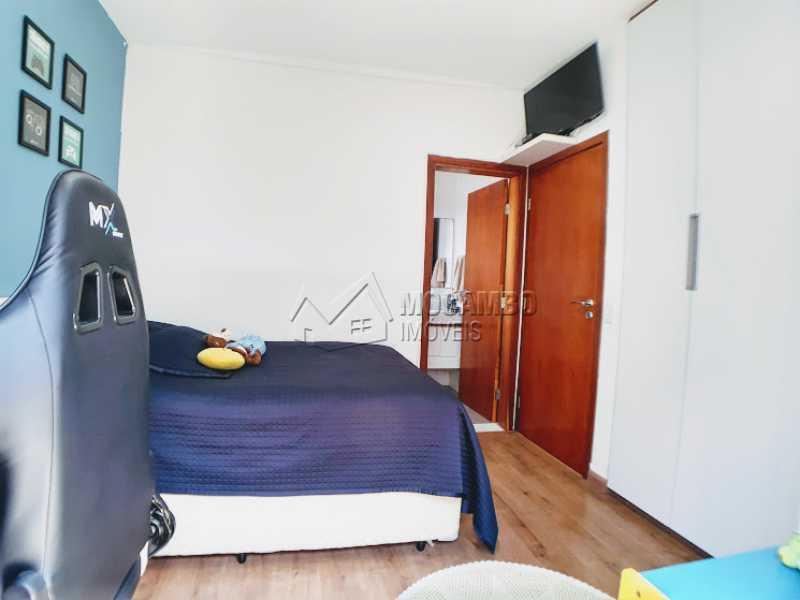 Suíte  - Casa em Condomínio 3 quartos à venda Itatiba,SP - R$ 950.000 - FCCN30451 - 16