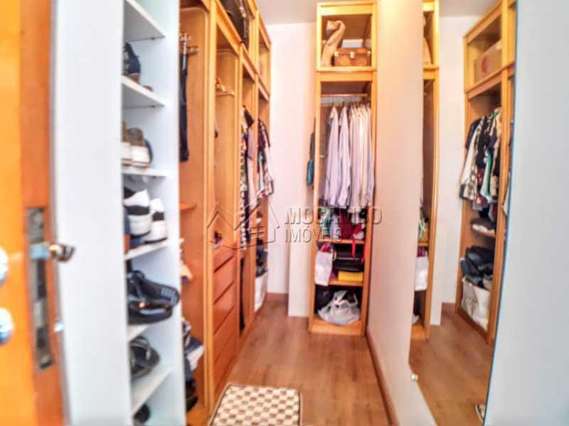 Closet  - Casa em Condomínio 3 quartos à venda Itatiba,SP - R$ 950.000 - FCCN30451 - 12