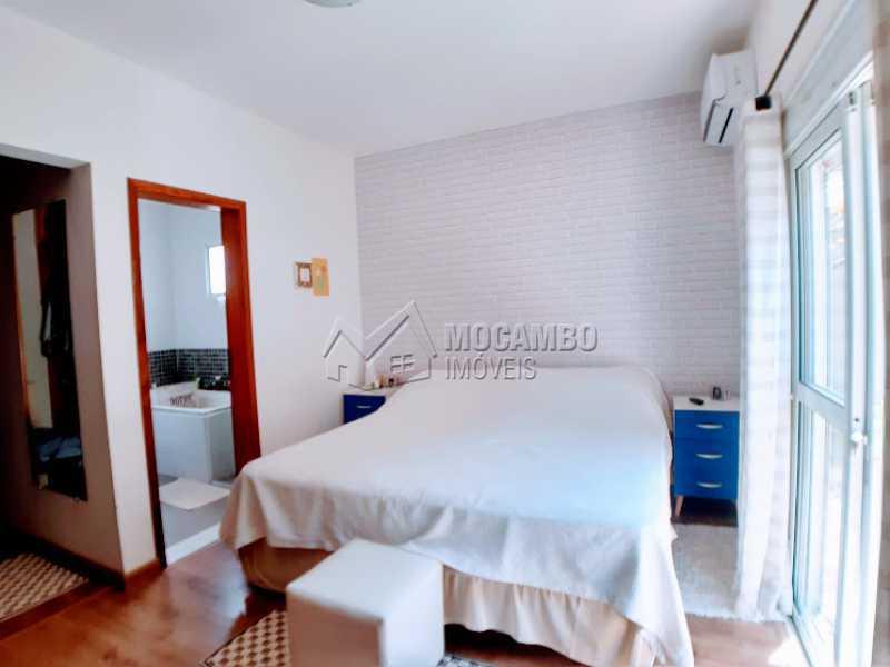 Suíte Master  - Casa em Condomínio 3 quartos à venda Itatiba,SP - R$ 950.000 - FCCN30451 - 14