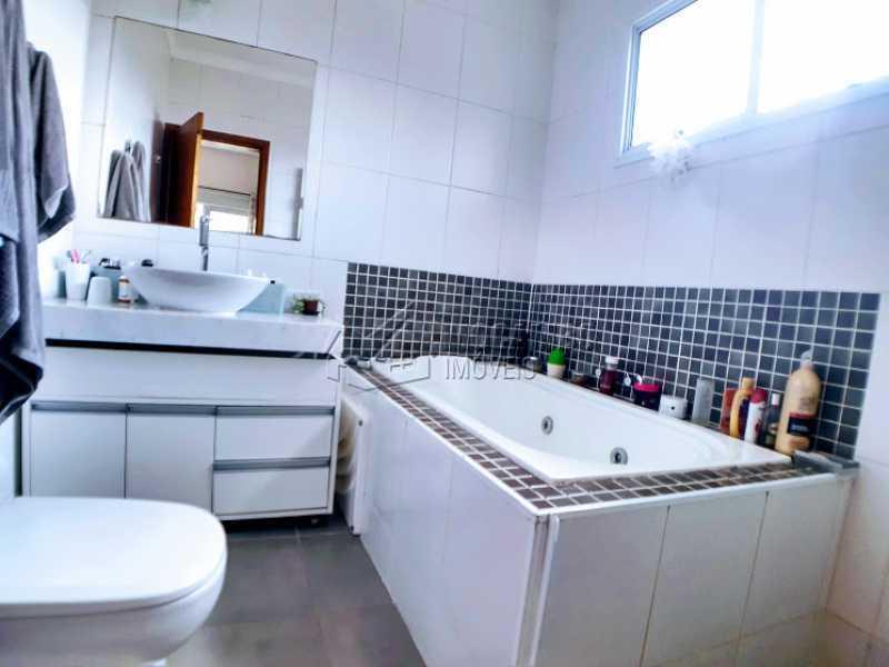 Suíte  - Casa em Condomínio 3 quartos à venda Itatiba,SP - R$ 950.000 - FCCN30451 - 13