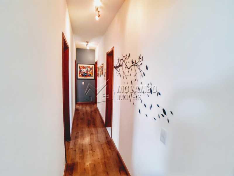 Acesso aos Dormitórios - Casa em Condomínio 3 quartos à venda Itatiba,SP - R$ 950.000 - FCCN30451 - 19