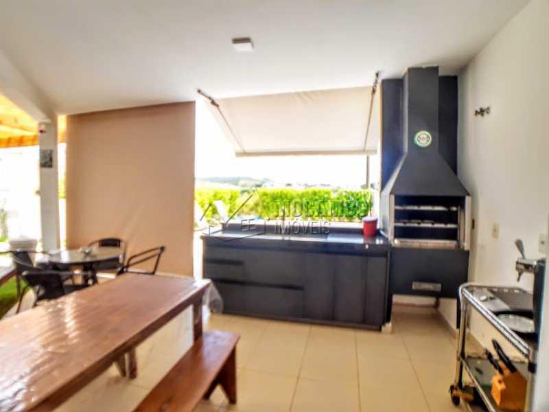Churrasqueira  - Casa em Condomínio 3 quartos à venda Itatiba,SP - R$ 950.000 - FCCN30451 - 5