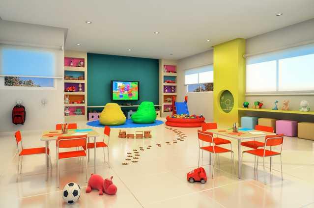 Brinquedoteca Finezzi Residenc - Apartamento Condomínio Finezzi Residence, Itatiba, Nova Itatiba, SP Para Alugar, 2 Quartos, 60m² - FCAP21078 - 13