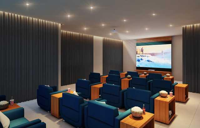 Cinema Finezzi Residence - Apartamento Condomínio Finezzi Residence, Itatiba, Nova Itatiba, SP Para Alugar, 2 Quartos, 60m² - FCAP21078 - 14