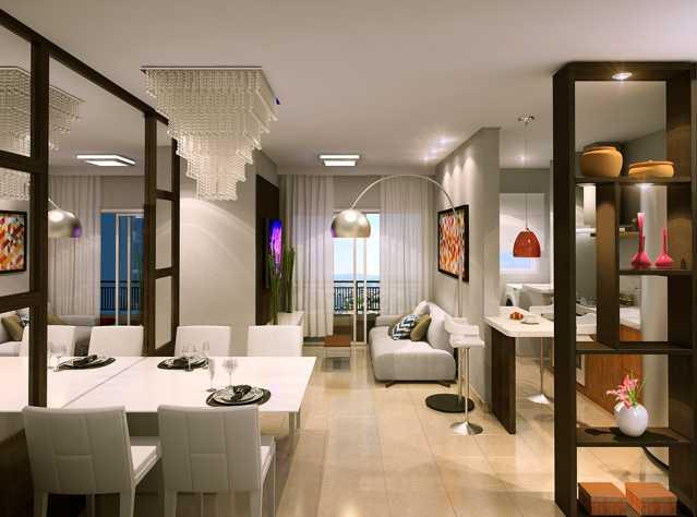 Living Finezzi Residence - Apartamento Condomínio Finezzi Residence, Itatiba, Nova Itatiba, SP Para Alugar, 2 Quartos, 60m² - FCAP21078 - 17