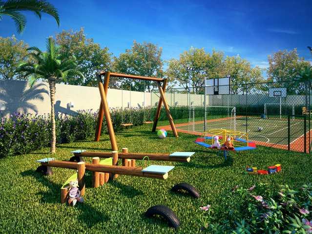 Playground Finezzi Residence - Apartamento Condomínio Finezzi Residence, Itatiba, Nova Itatiba, SP Para Alugar, 2 Quartos, 60m² - FCAP21078 - 19