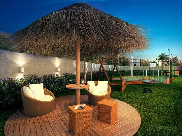 Quiosque Finezzi Residence - Apartamento Condomínio Finezzi Residence, Itatiba, Nova Itatiba, SP Para Alugar, 2 Quartos, 60m² - FCAP21078 - 20