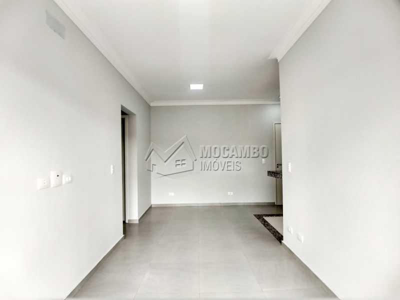 Sala - Apartamento Condomínio Finezzi Residence, Itatiba, Nova Itatiba, SP Para Alugar, 2 Quartos, 60m² - FCAP21078 - 1