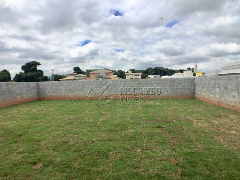 Quintal - Casa em Condomínio 3 Quartos À Venda Itatiba,SP - R$ 498.000 - FCCN30453 - 9