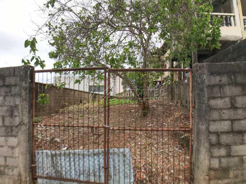 Terreno - Terreno 294m² à venda Itatiba,SP - R$ 250.000 - FCUF01334 - 3