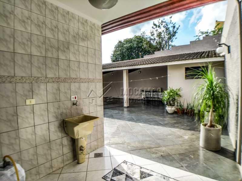 Lavanderia - Casa Itatiba, Jardim Salessi, SP À Venda, 3 Quartos, 140m² - FCCA31325 - 16