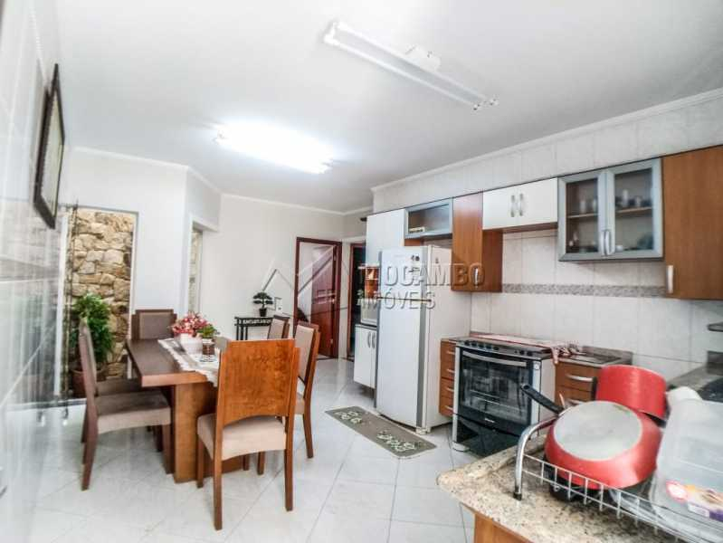 Cozinha - Casa Itatiba, Jardim Salessi, SP À Venda, 3 Quartos, 140m² - FCCA31325 - 7