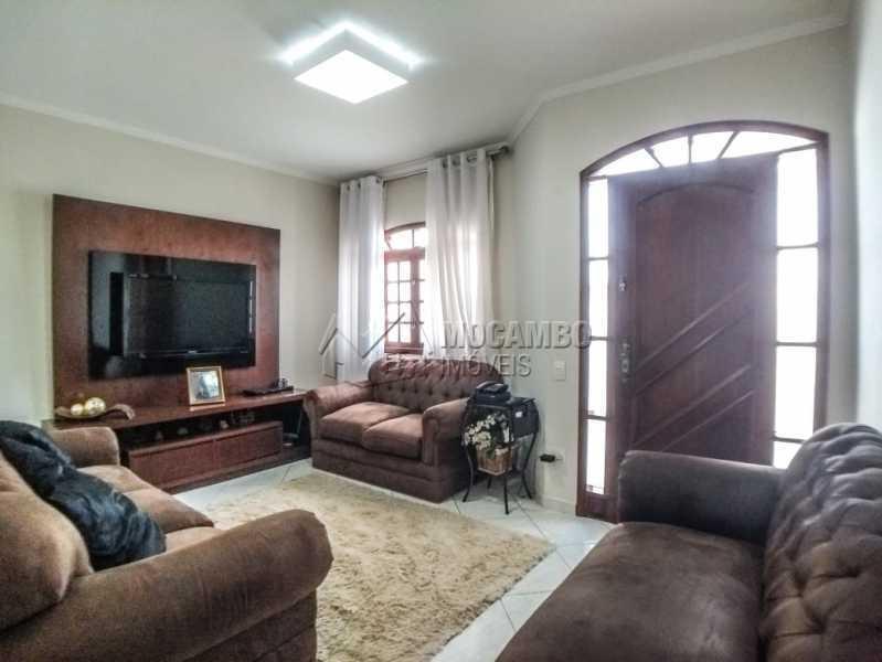 Sala - Casa Itatiba, Jardim Salessi, SP À Venda, 3 Quartos, 140m² - FCCA31325 - 5