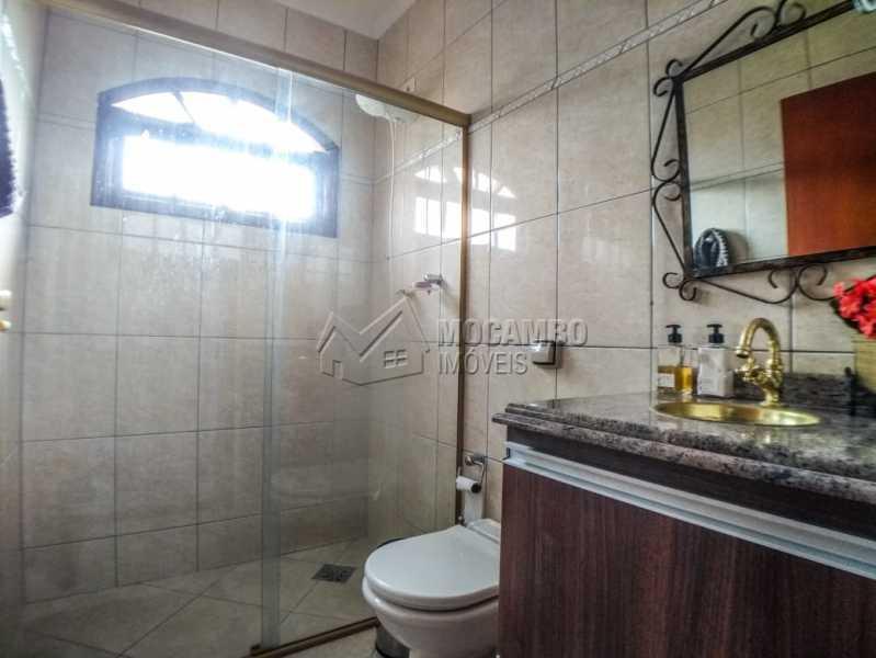 Banheiro Social - Casa Itatiba, Jardim Salessi, SP À Venda, 3 Quartos, 140m² - FCCA31325 - 9