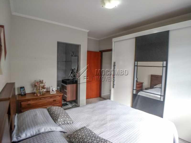 Suíte - Casa Itatiba, Jardim Salessi, SP À Venda, 3 Quartos, 140m² - FCCA31325 - 14