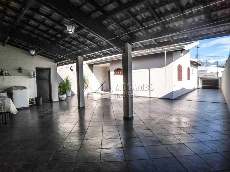 Garagem - Casa Itatiba, Jardim Salessi, SP À Venda, 3 Quartos, 140m² - FCCA31325 - 17
