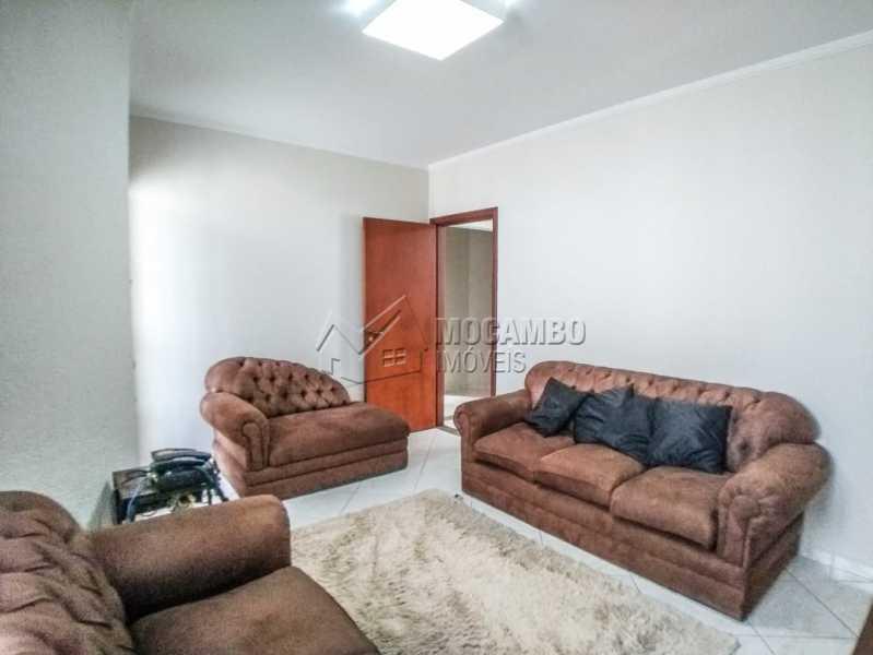Sala - Casa Itatiba, Jardim Salessi, SP À Venda, 3 Quartos, 140m² - FCCA31325 - 4