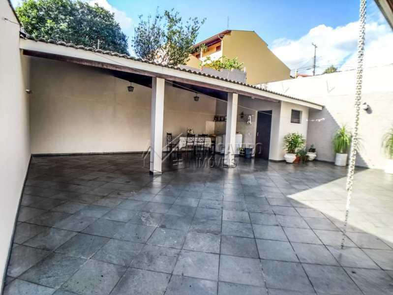 Garagem - Casa Itatiba, Jardim Salessi, SP À Venda, 3 Quartos, 140m² - FCCA31325 - 18