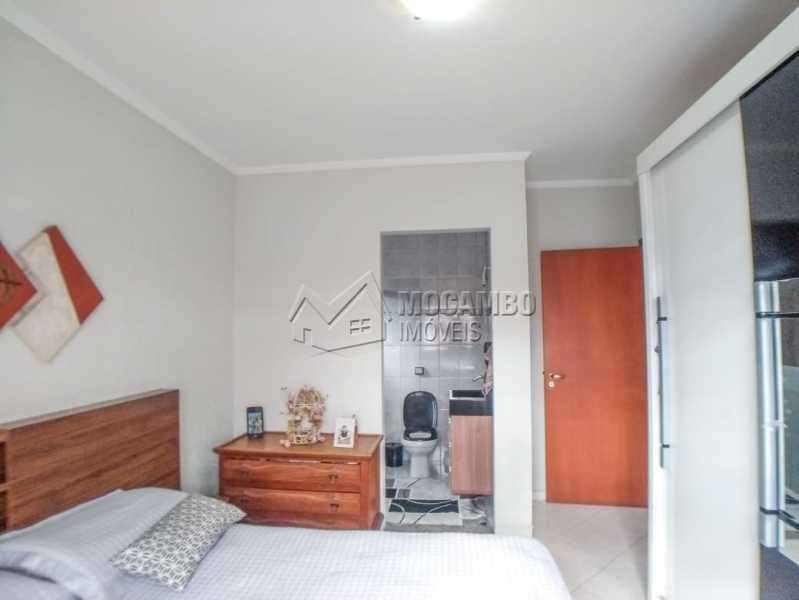 Suíte - Casa Itatiba, Jardim Salessi, SP À Venda, 3 Quartos, 140m² - FCCA31325 - 15
