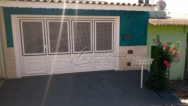 Fachada - Casa 3 quartos à venda Itatiba,SP - R$ 290.000 - FCCA31326 - 5