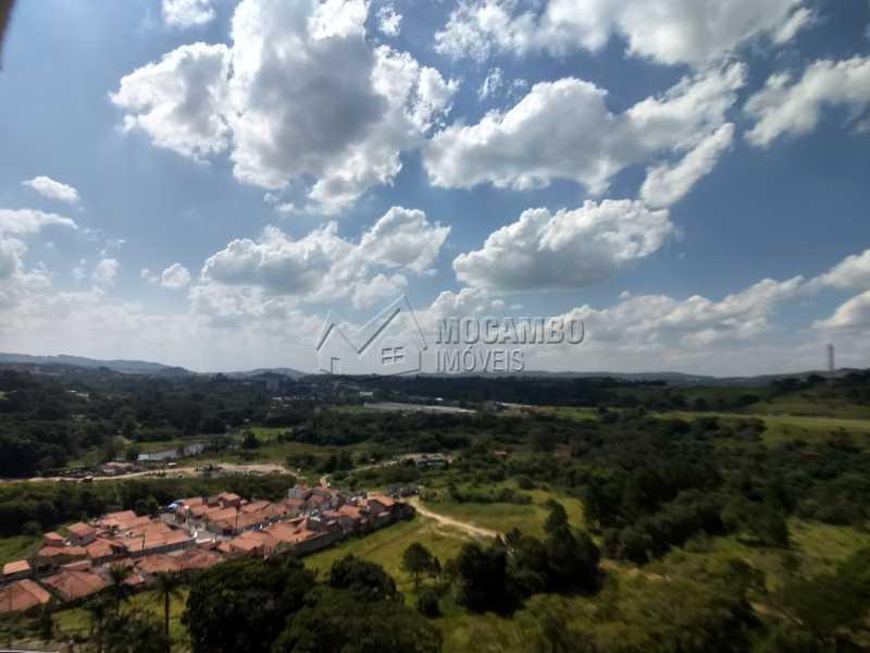 Vista - Apartamento Condomínio Edifício Mirante de Itatiba II, Itatiba, Loteamento Santo Antônio, SP Para Alugar, 2 Quartos, 55m² - FCAP21079 - 10