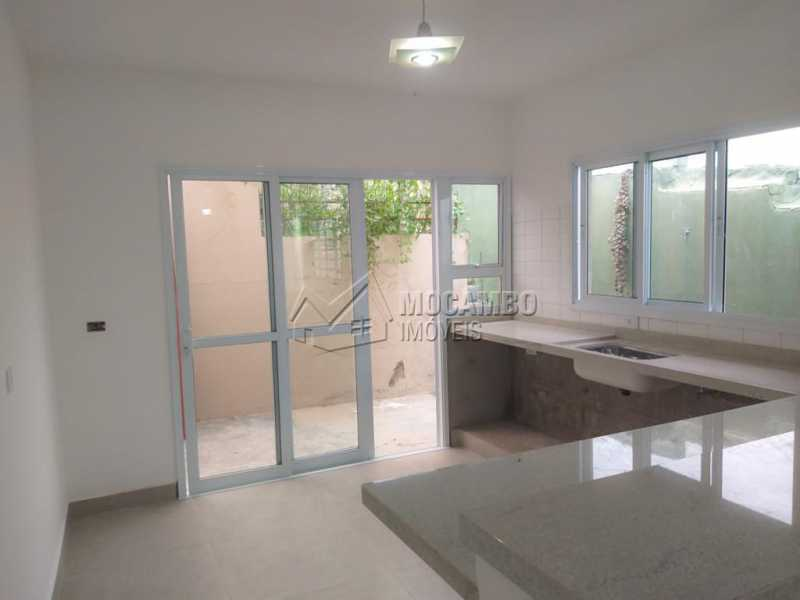 Cozinha - Casa 3 quartos à venda Itatiba,SP - R$ 320.000 - FCCA31328 - 1