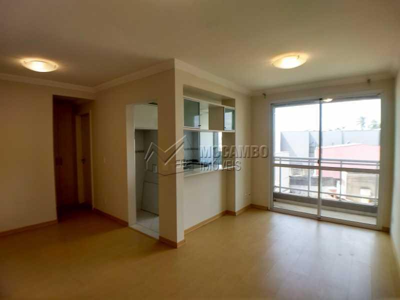 Sala - Apartamento 1 quarto para alugar Itatiba,SP - R$ 1.000 - FCAP10090 - 1