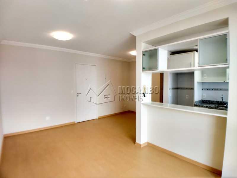 Sala - Apartamento 1 quarto para alugar Itatiba,SP - R$ 1.000 - FCAP10090 - 3