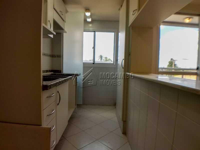 Cozinha - Apartamento 1 quarto para alugar Itatiba,SP - R$ 1.000 - FCAP10090 - 5