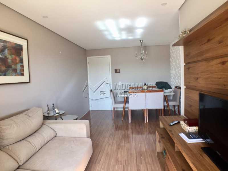 Sala - Apartamento 2 quartos à venda Itatiba,SP - R$ 250.000 - FCAP21080 - 5