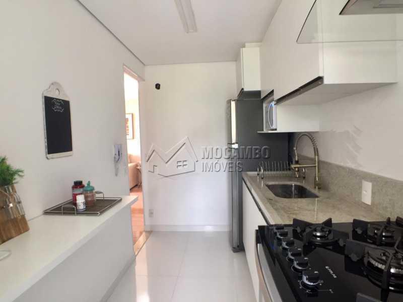 Cozinha - Apartamento 2 quartos à venda Itatiba,SP - R$ 250.000 - FCAP21080 - 1