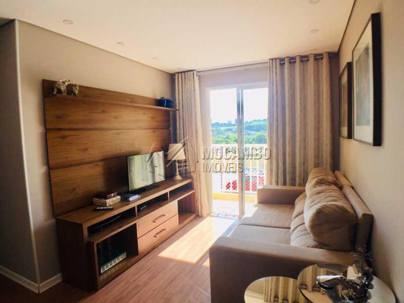 Sala - Apartamento 2 quartos à venda Itatiba,SP - R$ 250.000 - FCAP21080 - 7