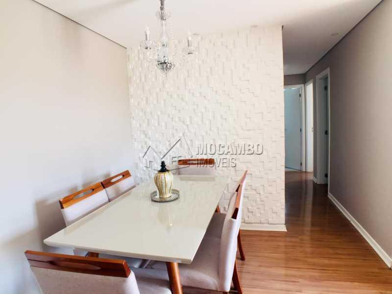 Sala - Apartamento 2 quartos à venda Itatiba,SP - R$ 250.000 - FCAP21080 - 6
