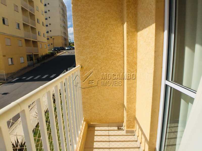 Varanda  - Apartamento 2 quartos à venda Itatiba,SP - R$ 250.000 - FCAP21080 - 14