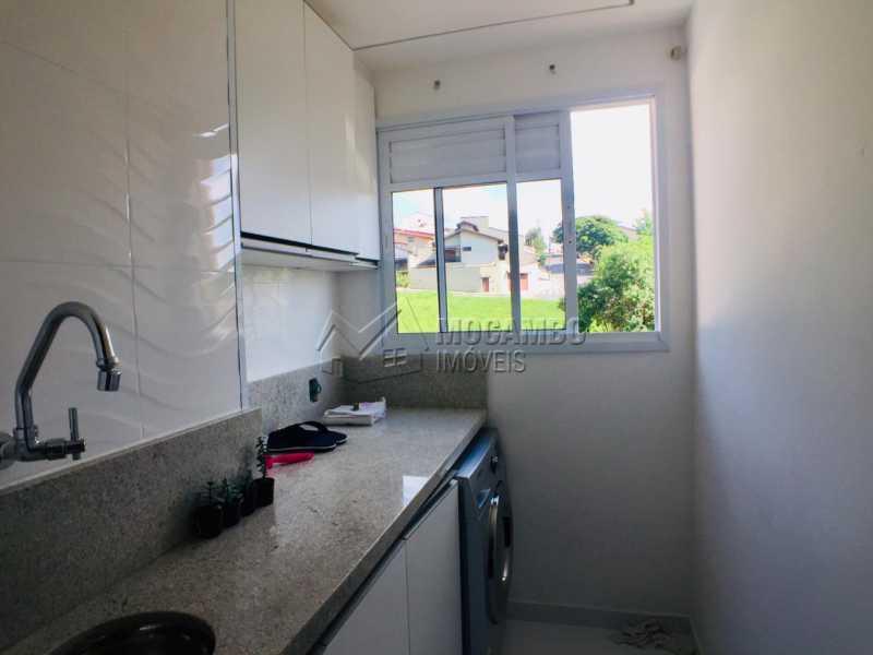 Área de serviço  - Apartamento 2 quartos à venda Itatiba,SP - R$ 250.000 - FCAP21080 - 11