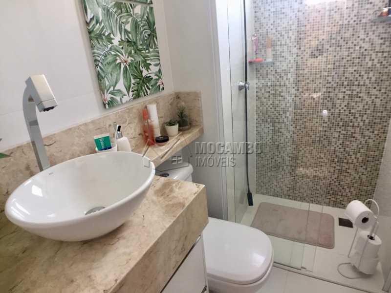Banheiro  - Apartamento 2 quartos à venda Itatiba,SP - R$ 250.000 - FCAP21080 - 9